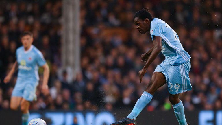 Joel Asoro fires Sunderland in front