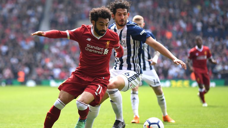 West Brom 2-2 Liverpool