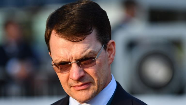 Aidan O'Brien: Trains impressive Leopardstown winner