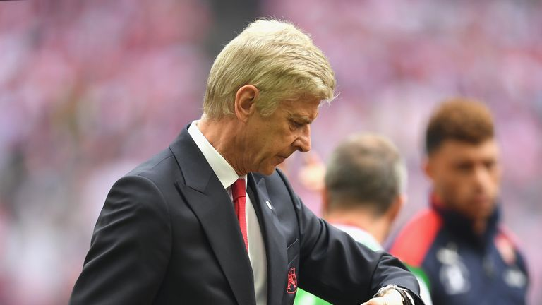 Arsene Wenger's departure timing is perfect, says Paul Merson