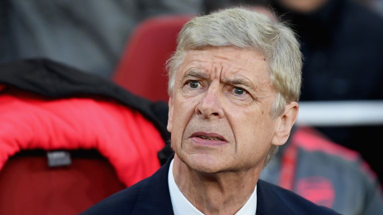 Wenger's side face a difficult task in next week's second leg