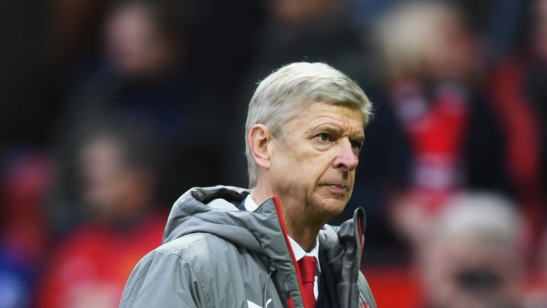 Arsene Wenger has revealed he turned down the chance to become Manchester United manager in 2002