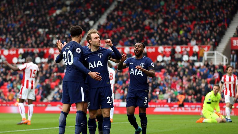 Spurs remain in the hunt for second place after another successful Premier League season