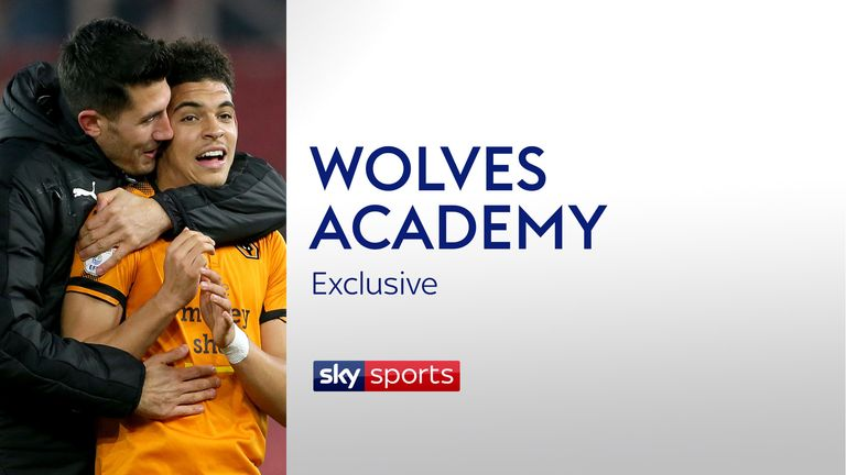 Morgan Gibbs-White is the latest product of the Wolves academy