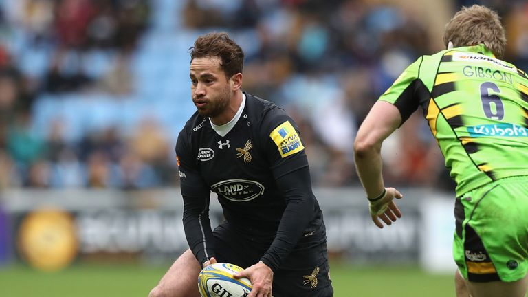 Danny Cipriani was in superb form for Wasps against Northampton