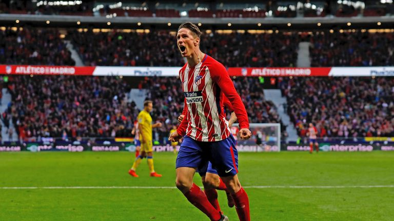 Fernando Torres will be leaving Atletico Madrid in the summer