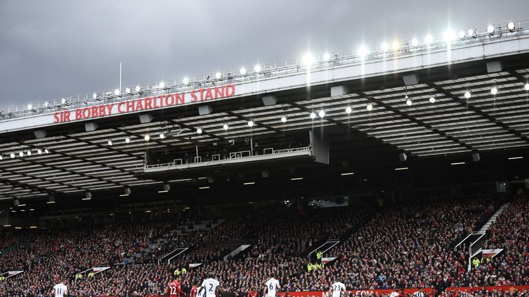 Manchester United were criticised by the Equality and Human Rights Commission (EHRC) in May