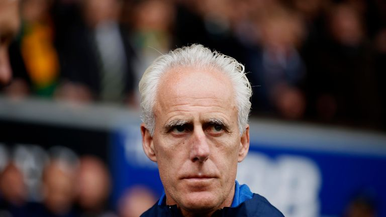 Mick McCarthy has left the club by mutual consent