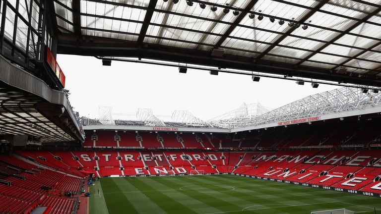 Old Trafford does not currently meet legal requirements for disabled access