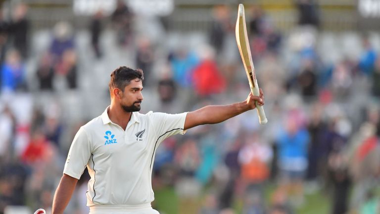 Ish Sodhi withstood everything England threw at them on the final morning