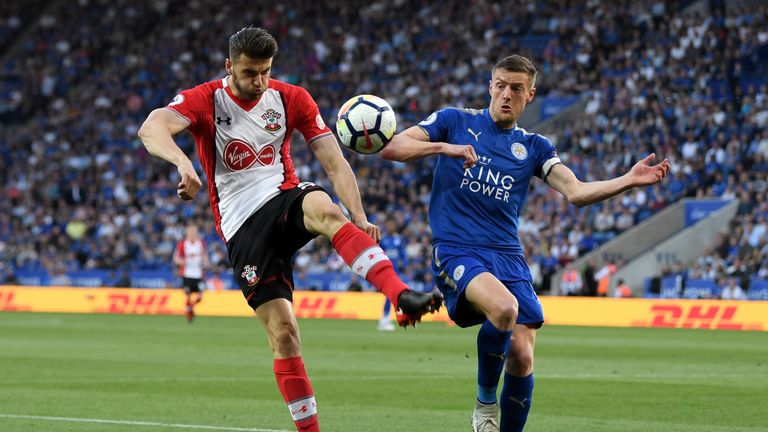 Southampton were held to a 0-0 draw by Leicester at the King Power Stadium