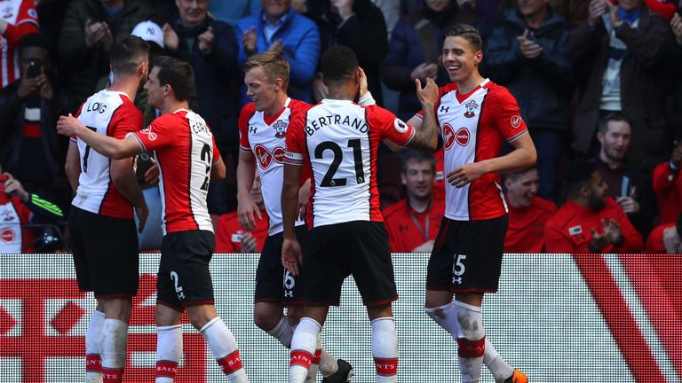 Southampton hope to be celebrating an FA Cup final appearance and Premier League survival this summer