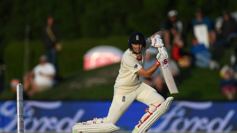 Joe Root failed to score a century this winter