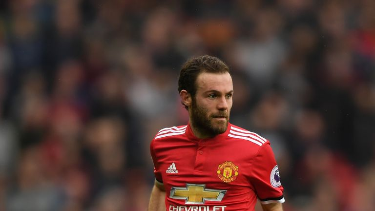 Juan Mata says Manchester United's two targets are to finish second and win the FA Cup
