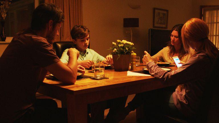 'Just Charlie' family dinner