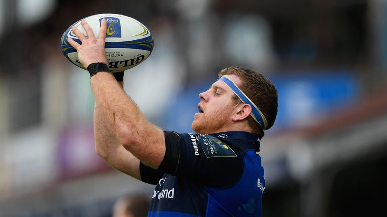 The lineout play of Leinster hooker Sean Cronin has improved markedly