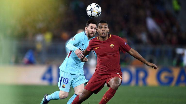 Roma v Barcelona