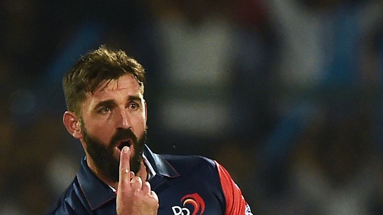 Liam Plunkett made a promising start for the Delhi Daredevils (Credit: AFP)