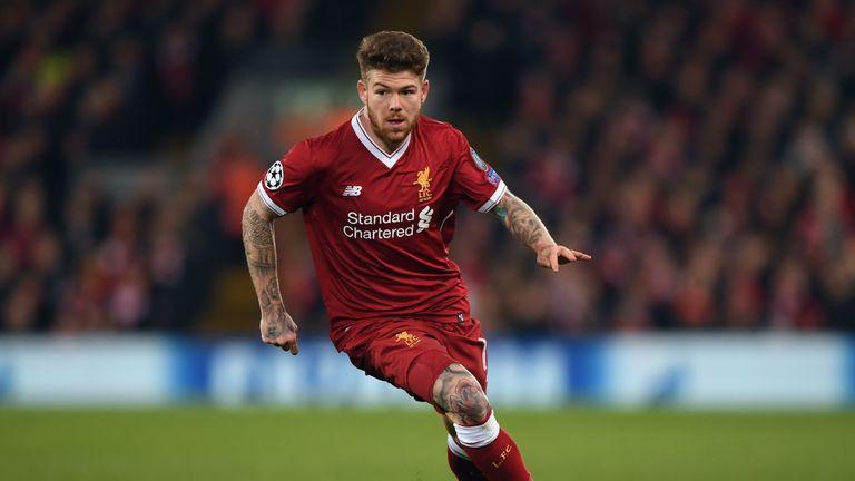 Alberto Moreno is to leave Liverpool