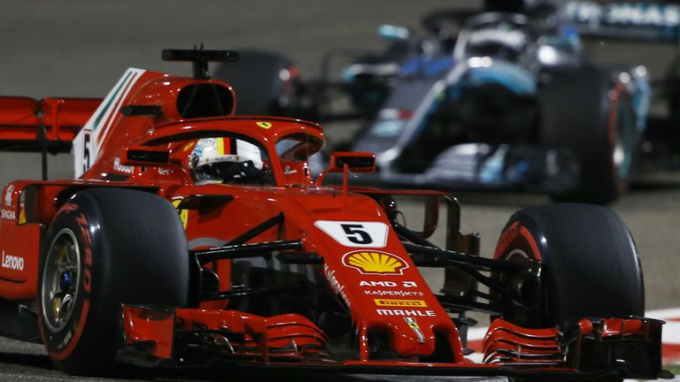 F1 2018: Mercedes can't make any more mistakes in Ferrari