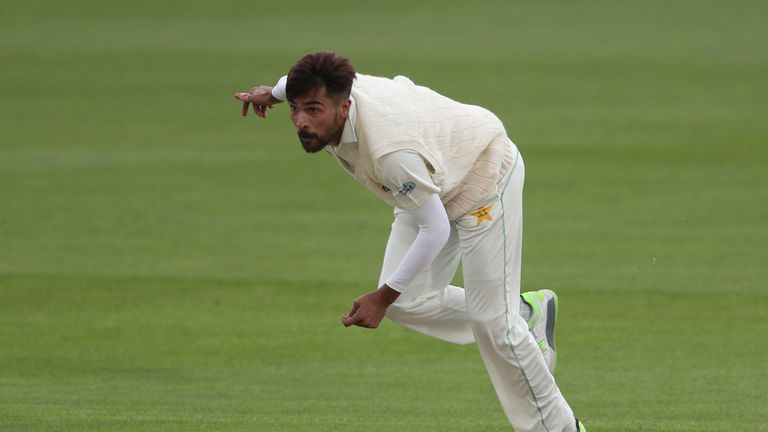 Amir has bagged 107 wickets in his 33 Tests to date
