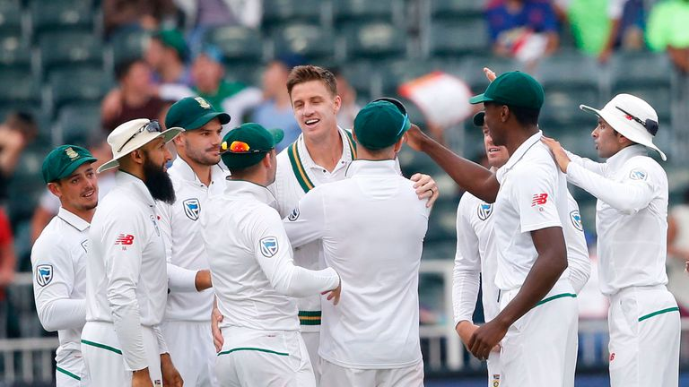 Morne Morkel ended his Test career with 309 wickets in 86 matches
