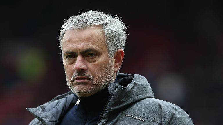 Jose Mourinho says Manchester United deserve to finish second in the Premier League