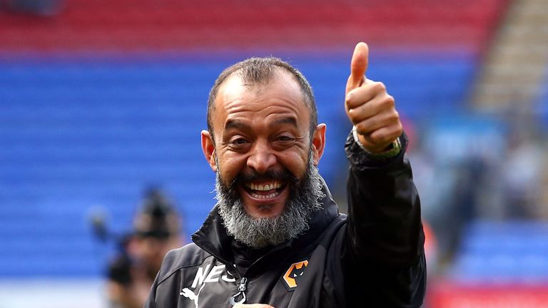 Will Nuno's Wolves make any big signings as they return to the Premier League?
