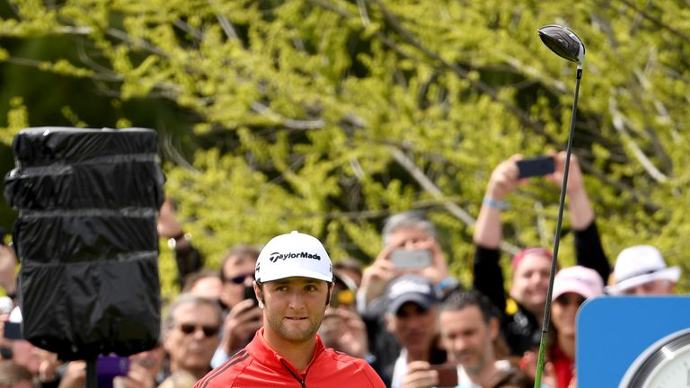 Rahm's victory is his third in his last 10 worldwide starts