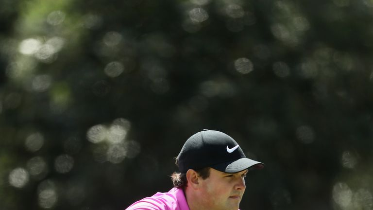 Patrick Reed was superb on the greens on Sunday