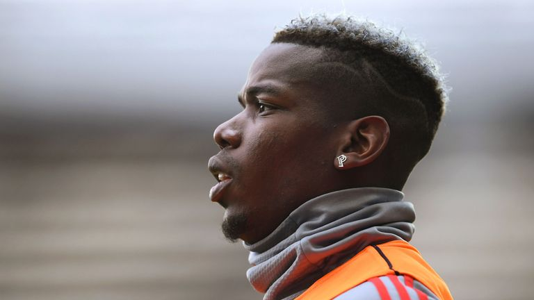 Could Man Utd playmaker Paul Pogba be re-joining Juve?