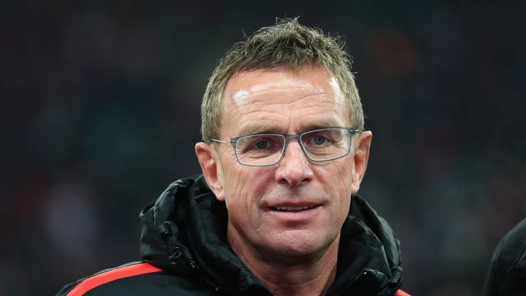 Could Ralf Rangnick be the man to replace Arsene Wenger?
