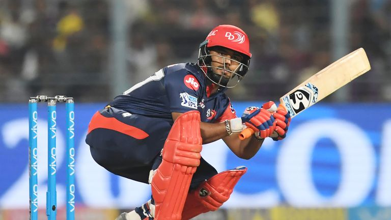 Rishabh Pant is one of Delhi's batting stars (Credit: AFP)