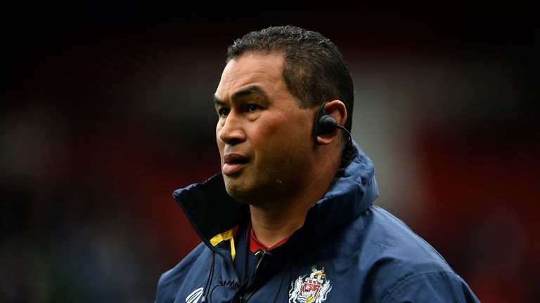 Bristol head coach Pat Lam is looking forward to the new Premiership season