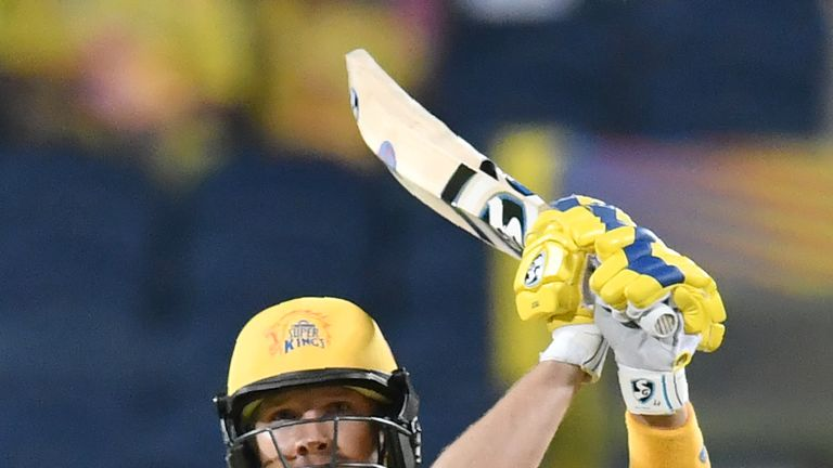 Shane Watson's Chennai Super Kings take on Sunrisers Hyderabad (Credit: AFP)