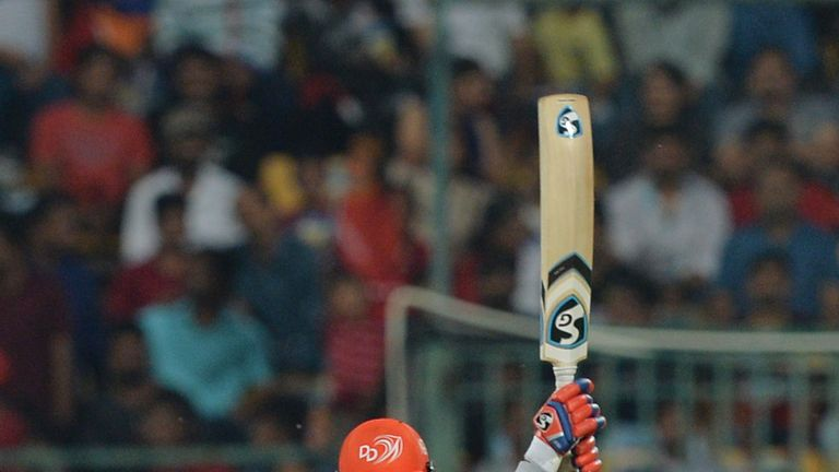 Shreays Iyer is the new captain of Delhi Daredevils (Credit: AFP)
