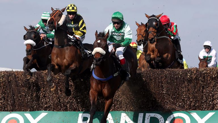 Tom Lacey dreaming of Grand National glory