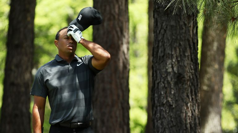 Tiger Woods hung in there, but needs to hit driver better, says Butch Harmon