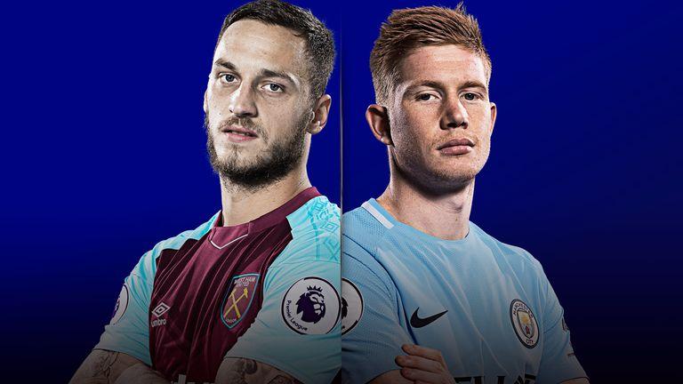 Live match preview - West Ham vs Man City 29.04.2018