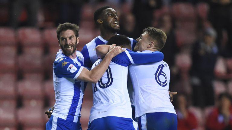 Wigan are still vying for the Sky Bet League One title heading into the final day of the season