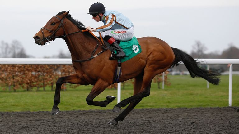 Cayirli looks to follow up his 50/1 win at Kempton