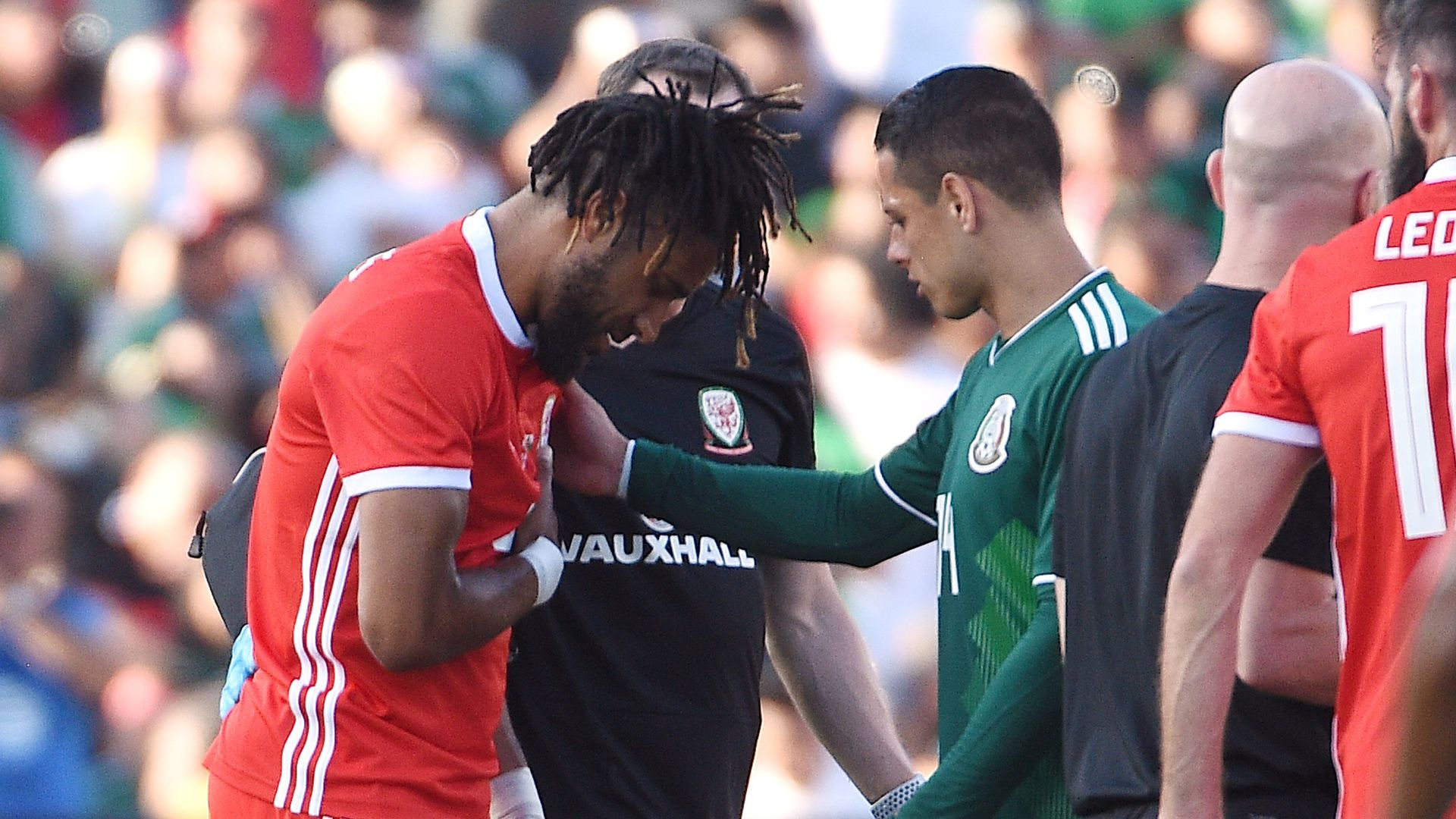 Wales to host Mexico in March friendly