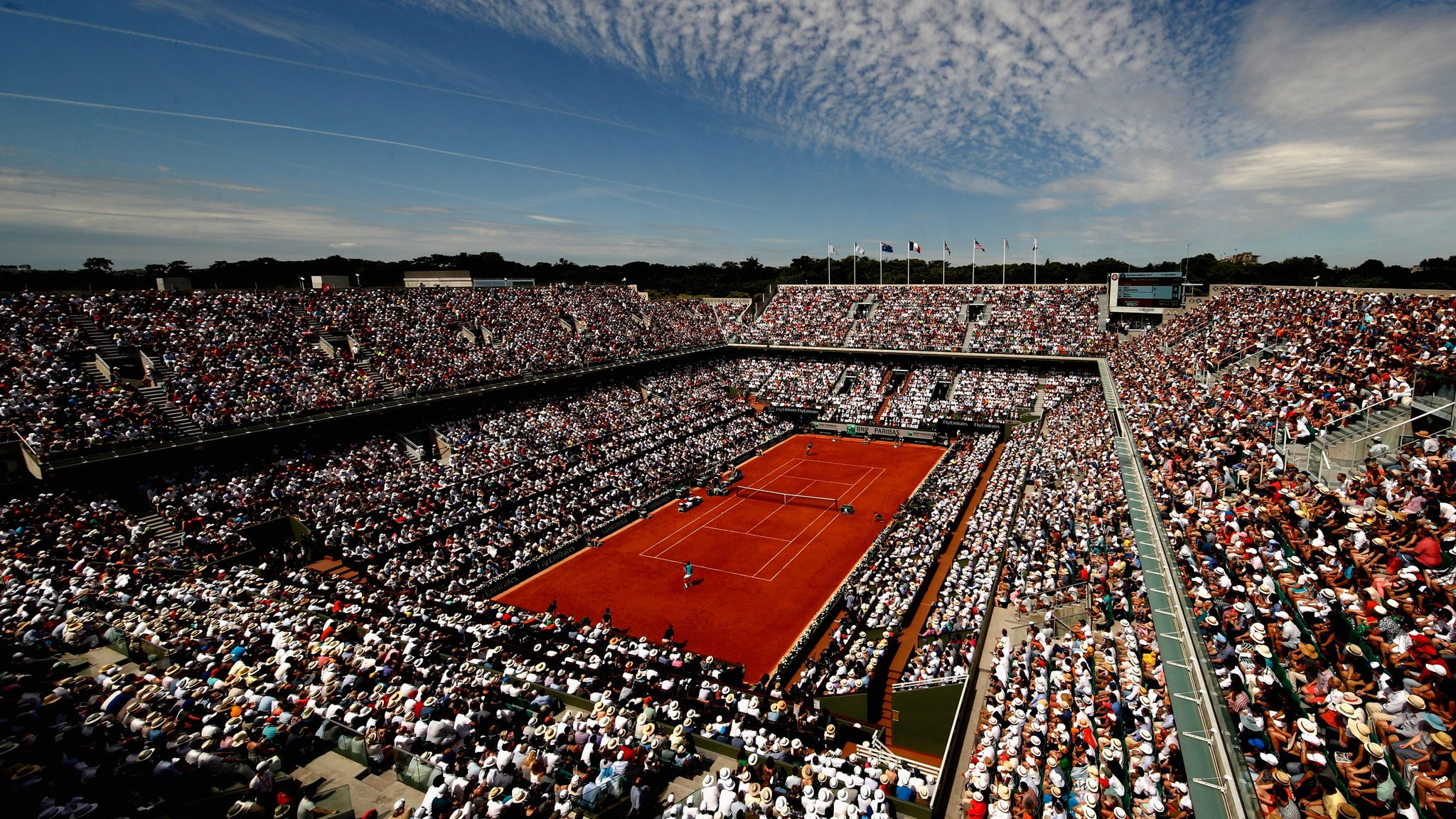 French Open - Live scores | Tennis News | Sky Sports