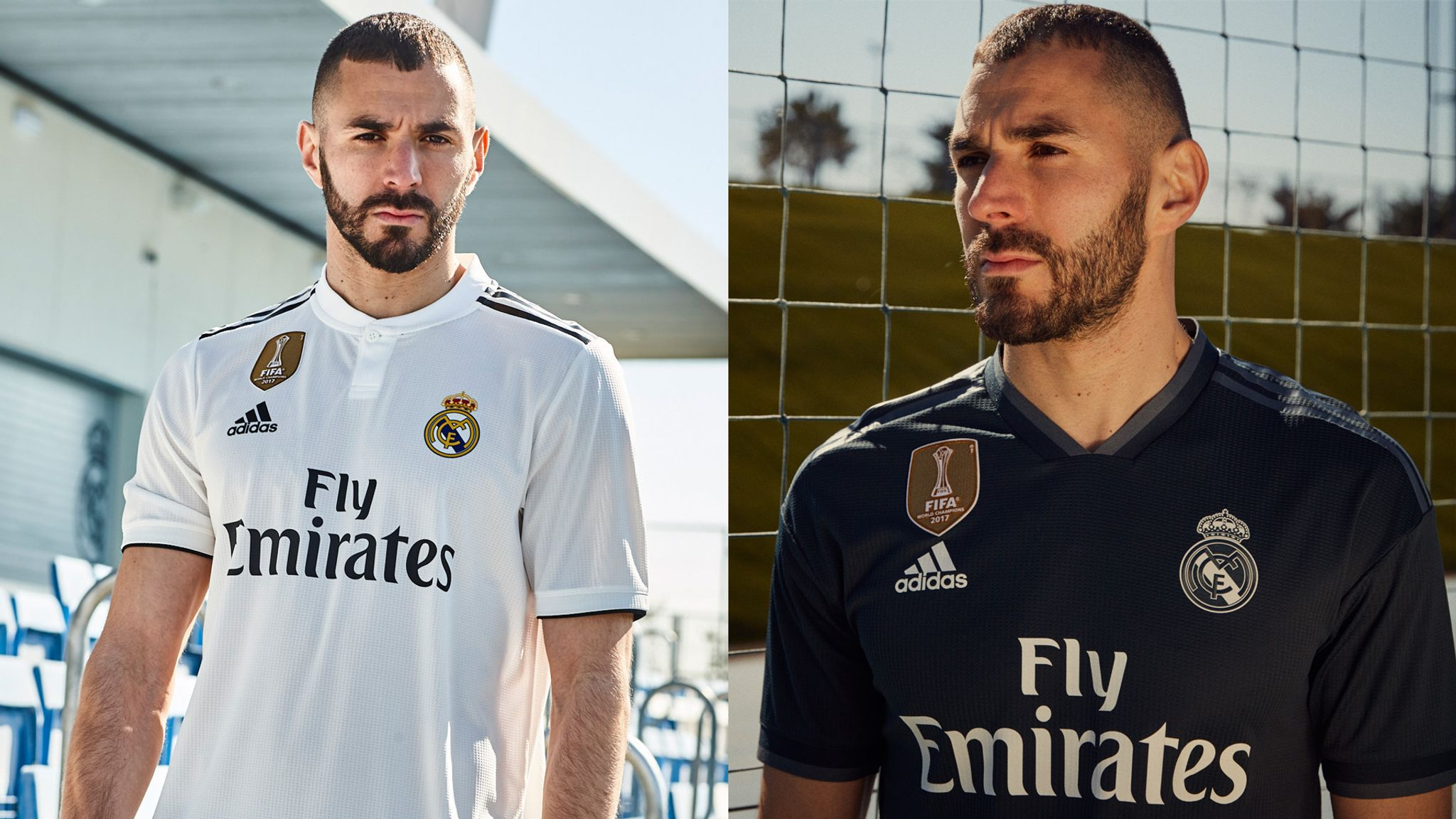 ea6bbe7a5b7 New football kits: European strips for the 2018/19 season   Football News    Sky Sports