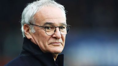 fifa live scores -                               Ranieri coy on Roma links
