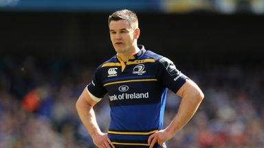 Johnny Sexton rejoined Leinster in 2015 after a spell with Racing 92
