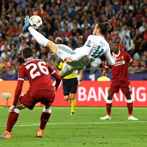 Bale's goal the greatest?
