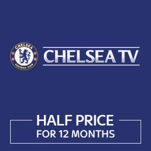 Get Chelsea TV for only £7 a month