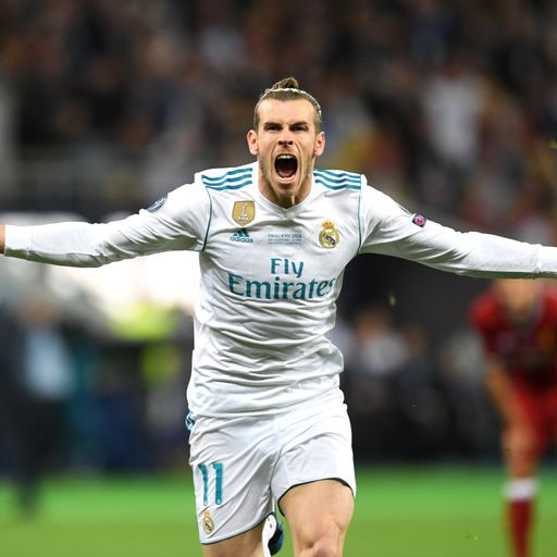 Bale stunner as Real crowned