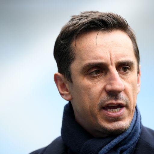 Neville on 'terrible' United